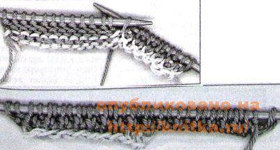 резинка с аккуратным краем