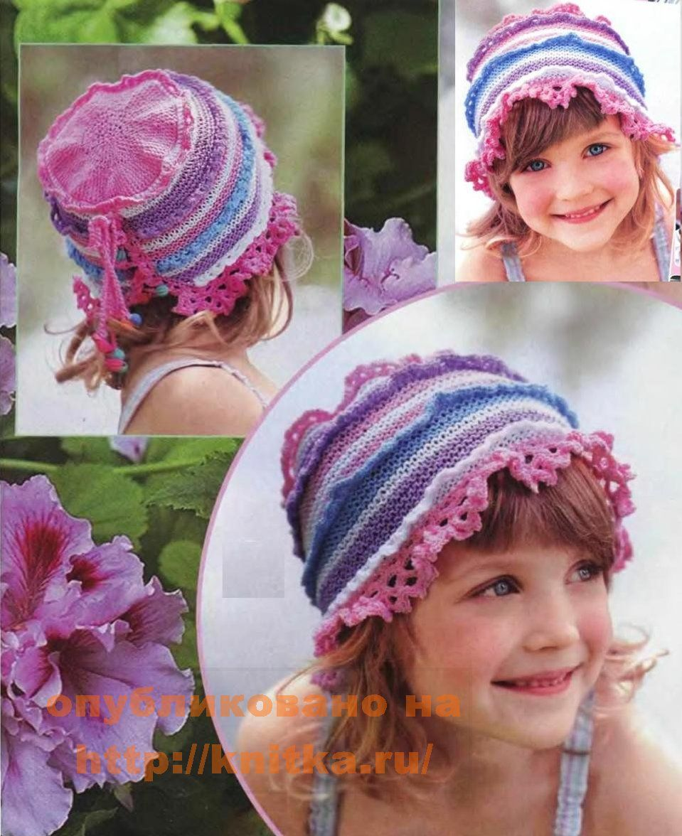 Вязание шапок бесплатные схемы вязания спицами шапок для женщин и