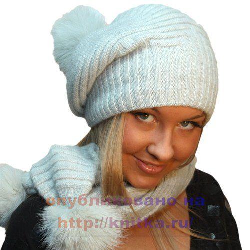 Шапки: фото вязаные шапки. шапка pink, вязание шапки ушанки.