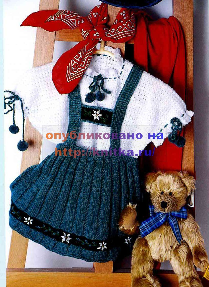 Схемы вязания юбок каталог вязания.