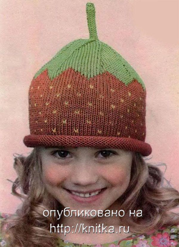 вязание шапок