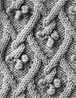 Рхема 11 - вязание узоры косы спицами схемы.