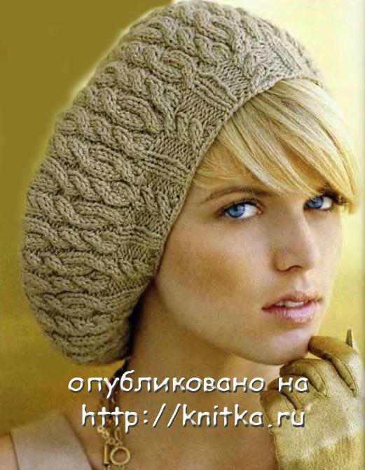 женские шапки и шарфы крючком схемы.