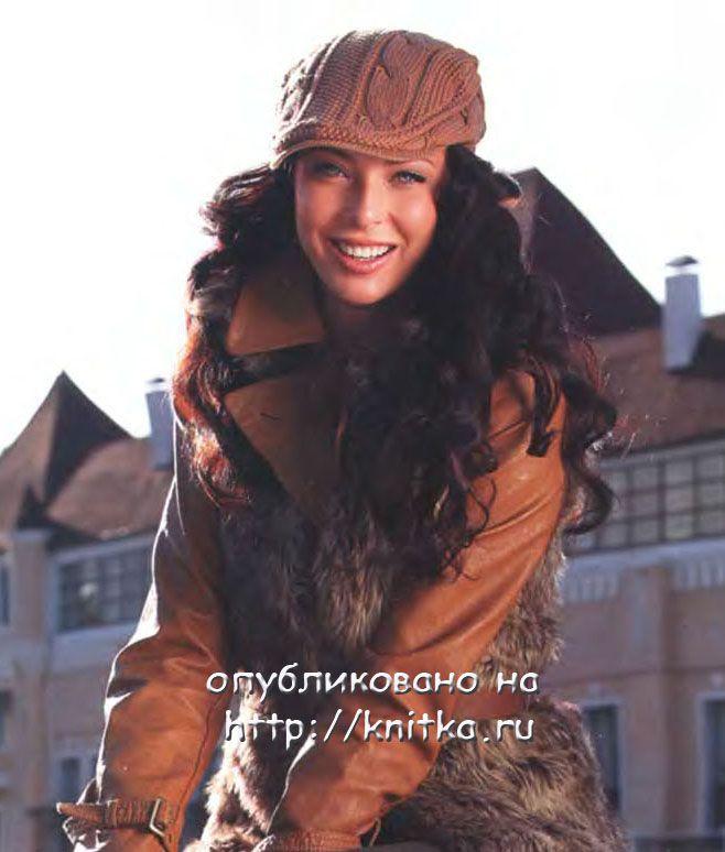 Фото из категории Женские вязаные шапки и шарфы производства италии и...