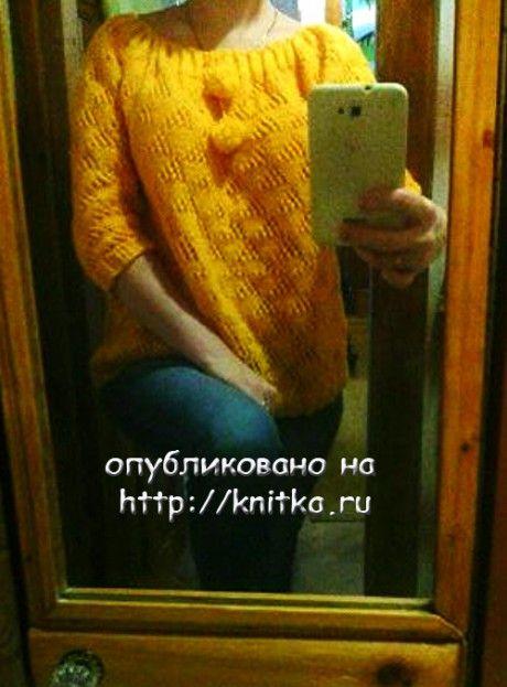 фото женского свитера