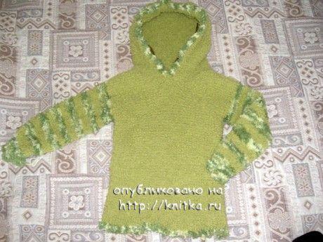 фото детского свитера