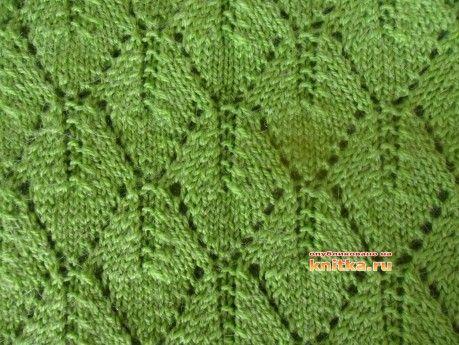 свитер туника спицами фото