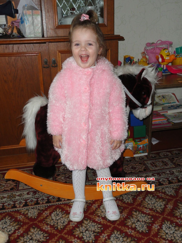 Вязание из травки спицами для девочек 3 лет