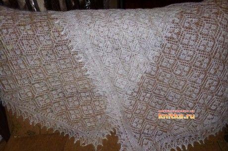 фото вязаного спицами
