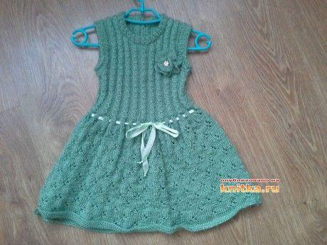 knitka-ru-140206-94фото вязаного спицами платья