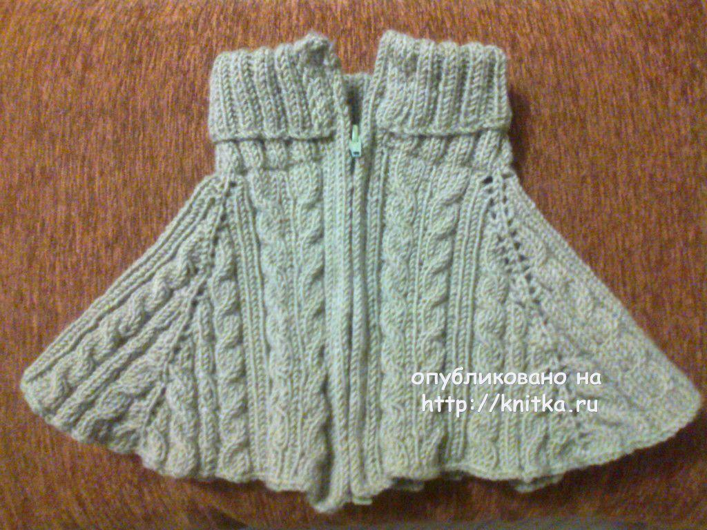 Носочки для малышей спицами с описанием и фото для начинающих