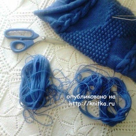 свитер спиуами