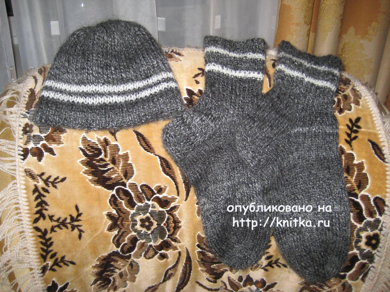 Работы Любови Жучковой,  Вязание для детей