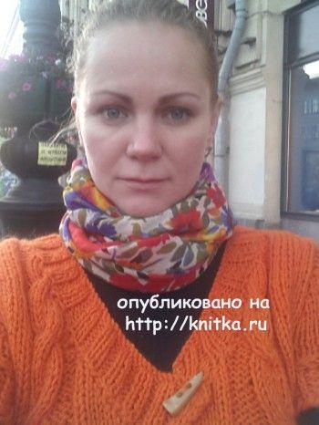 Женский жакет - работа Елизаветы