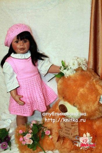 Сарафан Розовая дымка - работа Ирины Кангаш
