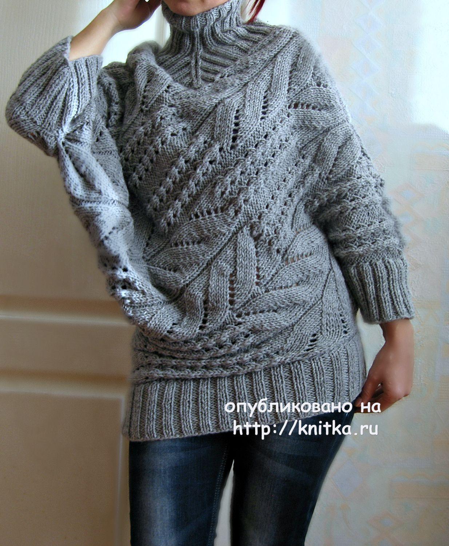 Пуловер короткий доставка
