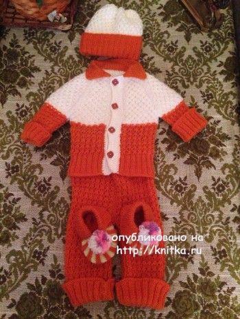 Детский костюмчки - работа Галины