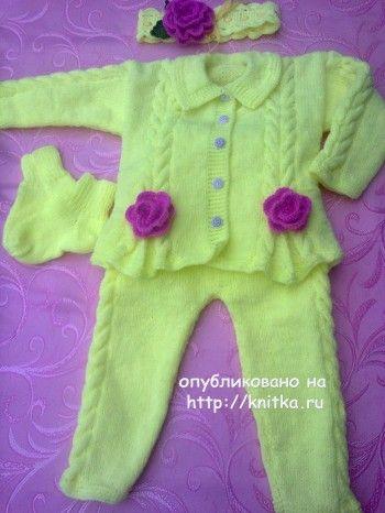 костюм для малыша