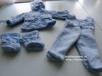 Вязание для малышей
