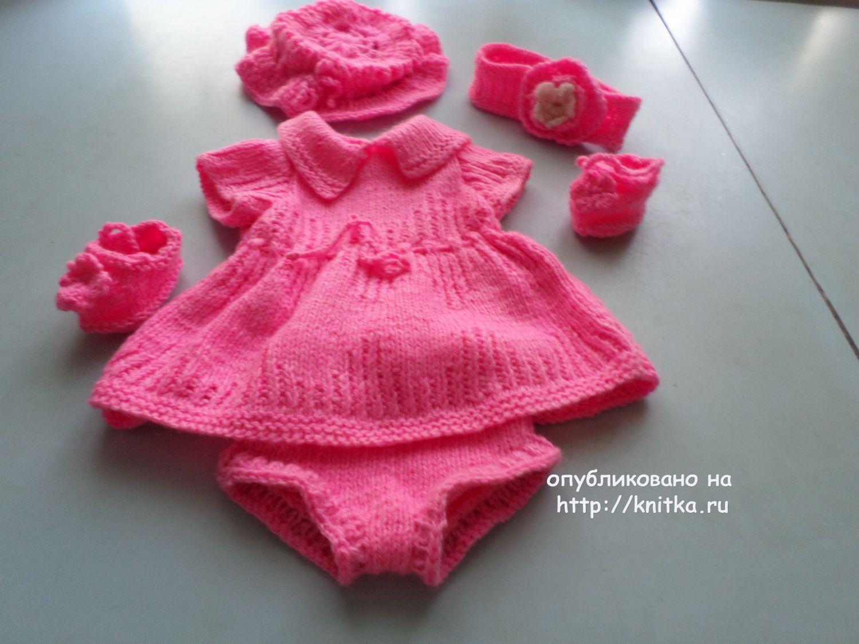 Ручные вязанья для детей