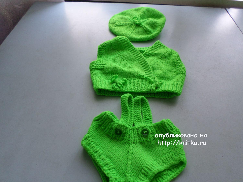Вязание для малышей, Вязание для детей