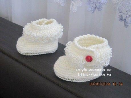 Работы Заиры вязание и схемы вязания
