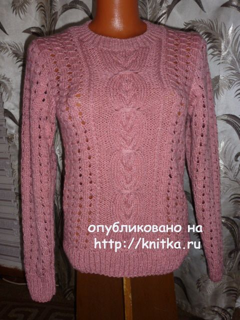 Осинкару вязание спицами для женщин