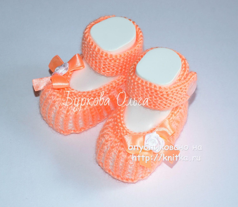 Вязание малышам спицами, пуловеры для малышек 80