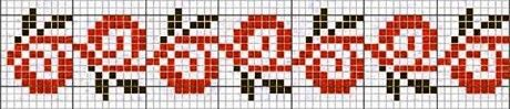 Схемы для вязания сарафана: