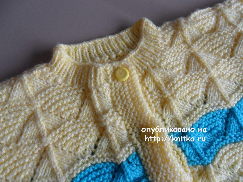 Берсанова вязание на спицах