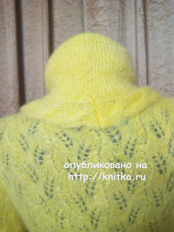 Анастасия цибизова вязание ютуб