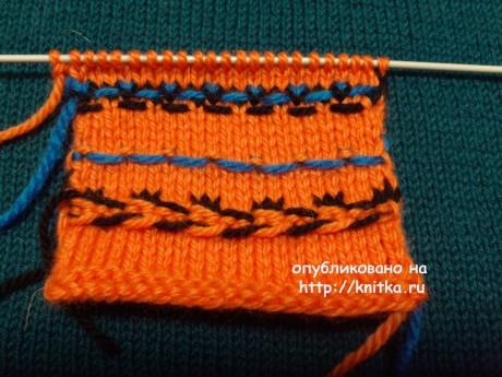 Работы Оксана Усманова вязание и схемы вязания