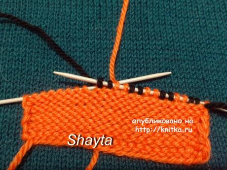 Узоры спицами к мужскому жакету Shayta. Мастер-класс! вязание и схемы вязания