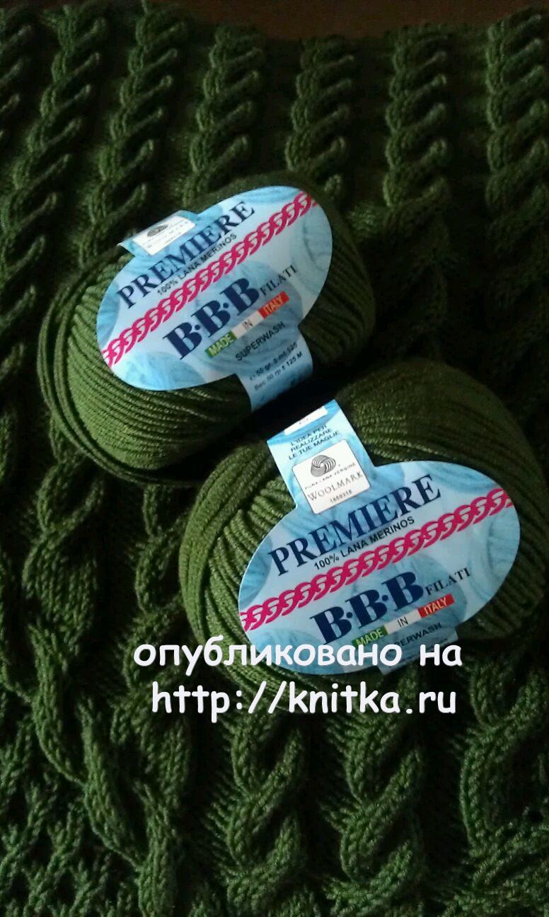 елена саенко вязание