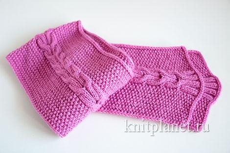 Вязание женских юбок с описанием 209
