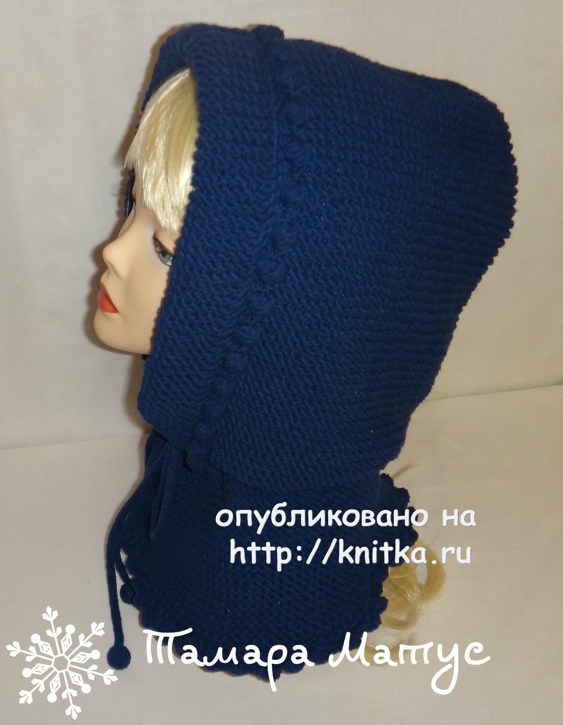 Вязание шапок девушкам 65