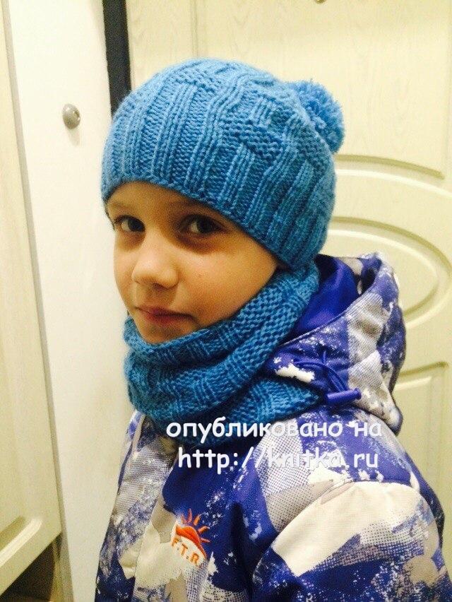 Для детей до 3 лет Вязание для детей спицами