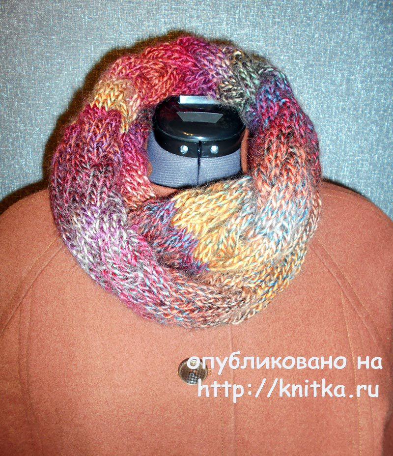 Схемы вязания косами для шапок 70