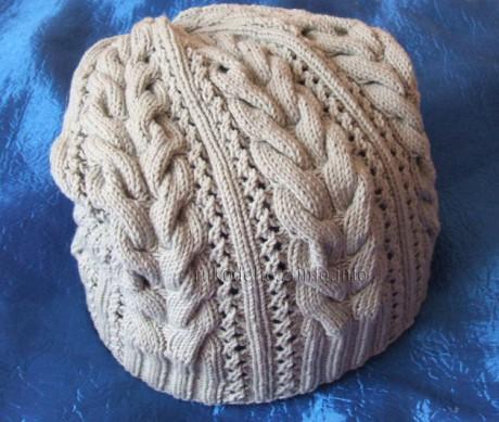 фото шапки спциами