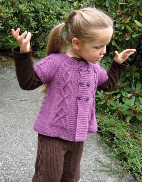 детский кардиган фото