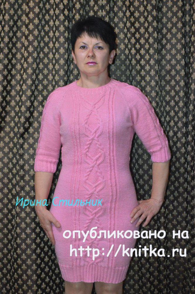 Схемы вязания шарфов 93