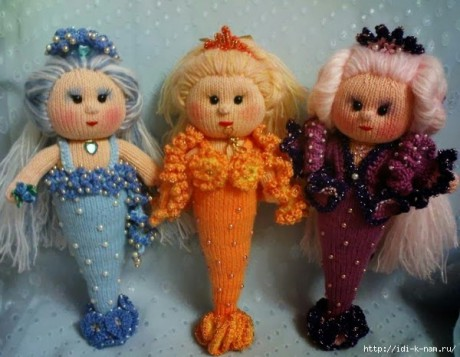 куклы русалочки спциами