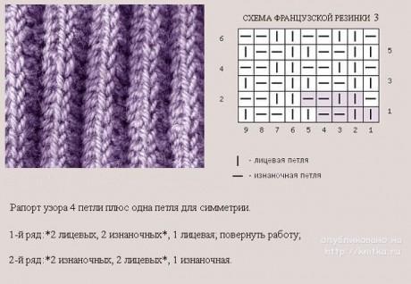 Свитер для девочки спицами. Работа Снежаны вязание и схемы вязания