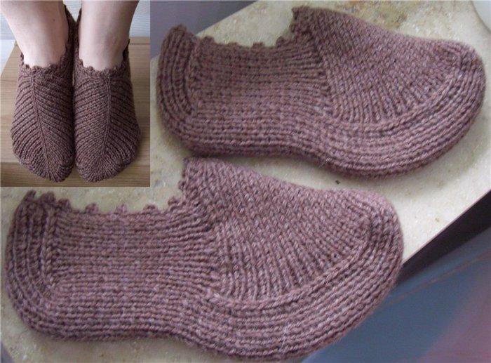 следки спицами для начинающих 14 моделей для вязания вязание для детей