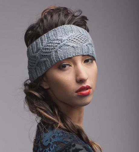 Красивая повязка на голову