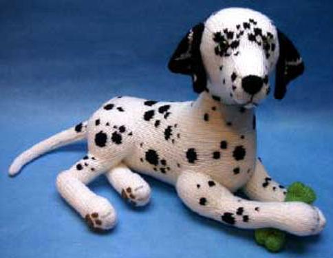 собака спицами 23 авторских описания со схемами вязания и видео