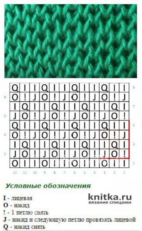 Кардиган c узором Соты. Работа Ирины Стильник вязание и схемы вязания