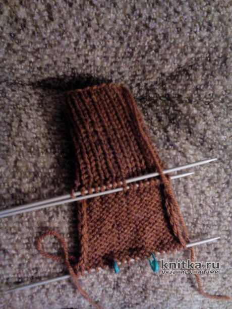 Children's socks knitting. Work Svetlana Norman knitting and knitting patterns