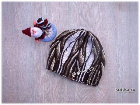 Свинг вязание: шапка и снуд спицами от Анны Черновой вязание и схемы вязания