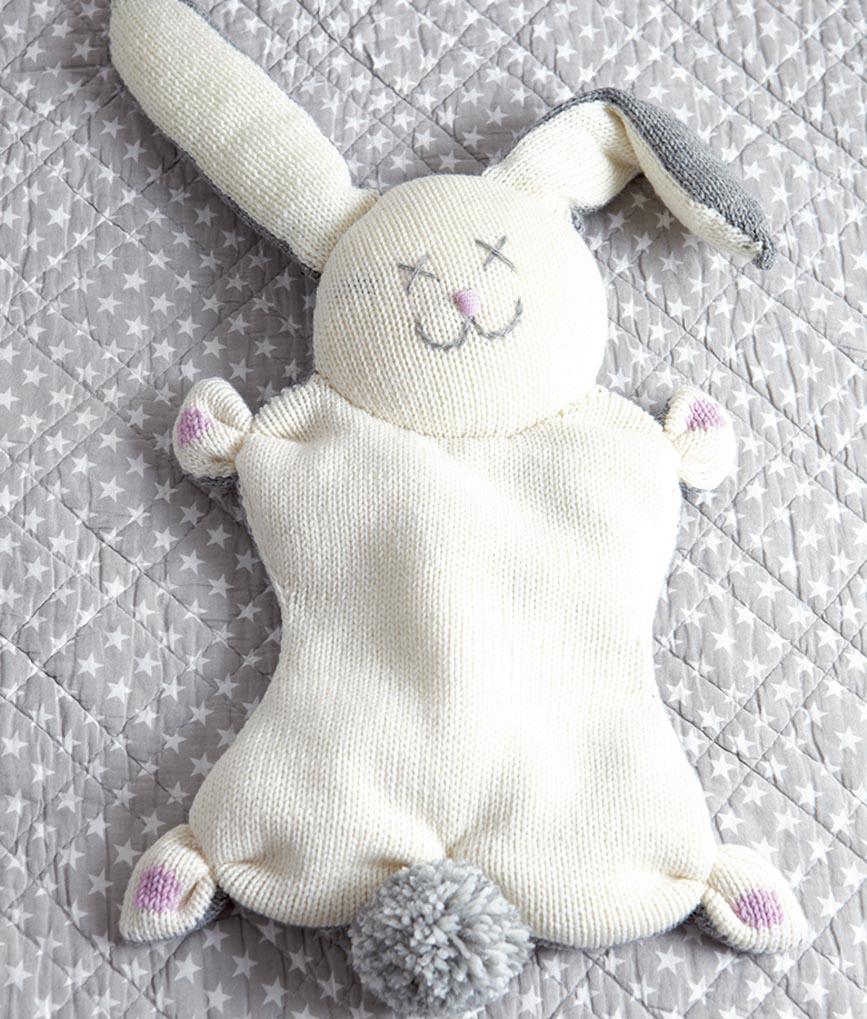 заяц спицами 22 схемы и описание вязания игрушек бесплатно